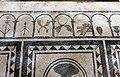 Casa di paquius proculus, cortile con mosaici 07.jpg
