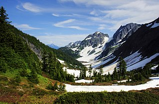 North Cascades National Park U.S. National Park located in the state of Washington