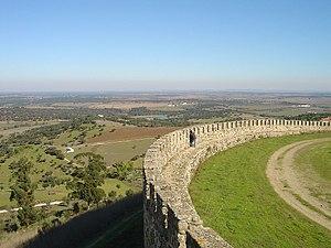 Arraiolos - Image: Castelo de Arraiolos 3