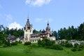 Castelul Peleș regele Carol I al României Sinaia România.tif
