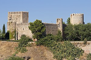 Castle of San Servando - Castle of San Servando.