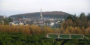Castlewellan - Image: Castlewellan
