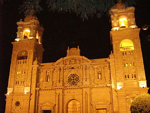Roman Catholic Diocese of Tacna y Moquegua - Cathedral of Our Lady of the Rosary