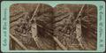 Cavern gorge, Watkins Glen, by R. D. Crum.png
