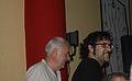 Cayo Lara e Juan Fajardo, O Grove 7.10.2012.jpg