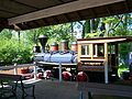 Cedar Point & Lake Erie Railroad Albert on display (3245510424).jpg