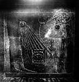 Ceiling in kiosk, Temple of Hathor, the goddess of Nut Wellcome M0003365.jpg