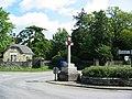 Cenotaph in Kirby Misperton village - geograph.org.uk - 173714.jpg