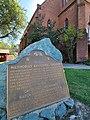 Centenary Church--Landmark Plaque (in relation to building).jpg