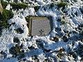 Centenary Commemorative plaque - geograph.org.uk - 1629984.jpg