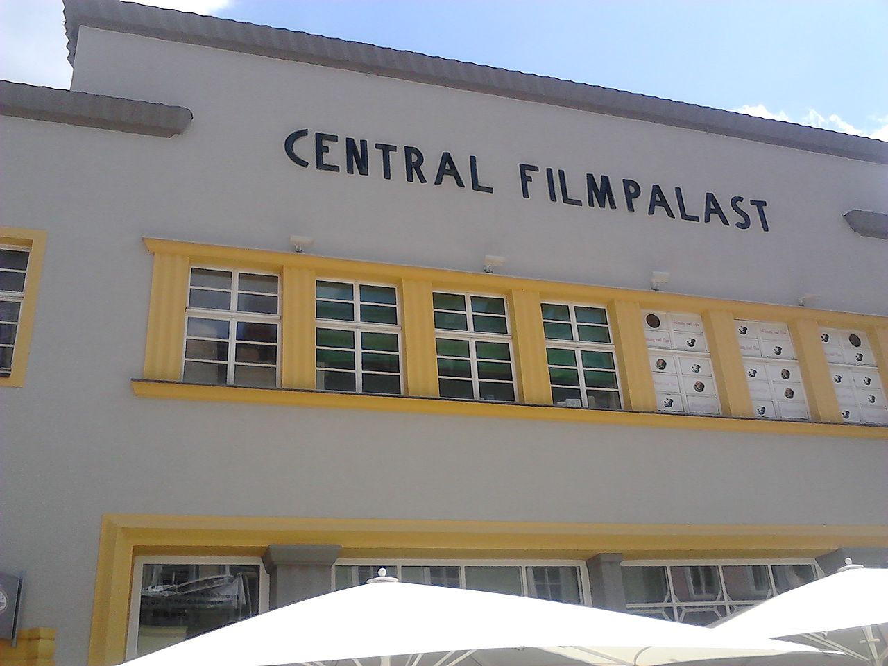 Filmpalast Mühlhausen Central