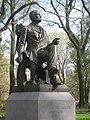 Central Park NYC - Fitz-Greene Halleck sculpture - IMG 5660.JPG