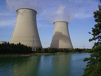 Nogent Nuclear Power Plant - Nuclear Power Plant Nogent
