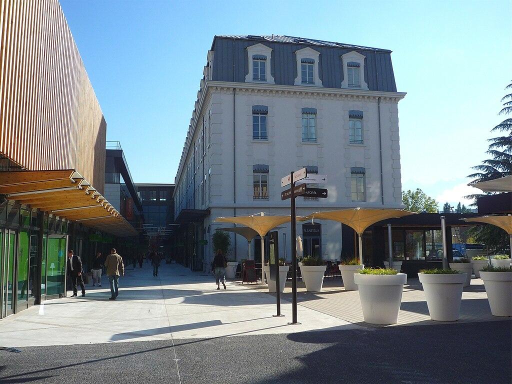 Caserne De Bonne Grenoble Appartement