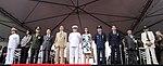 Cerimônia da Imposição da Medalha da Vitória e comemoração do Dia da Vitória, no Monumento Nacional aos Mortos da 2ª Guerra Mundial (26646322890).jpg