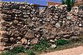 Cetatea Rasnovului,ziduri din interior 03.jpg