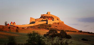 日没時のルペア城塞の概要
