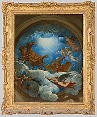 l'Ascension du prophète Elie