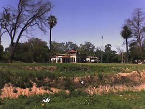 Español: Chacra Romero o Palacio de Lago del B...