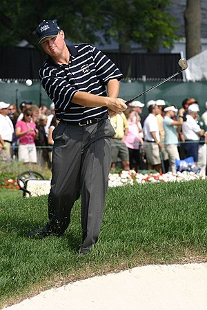 Chad Campbell - Image: Chad Campbell 2004Ryder Cup
