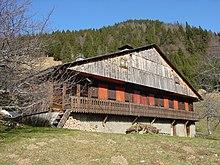 Pignon architecture wikip dia for Architecture traditionnelle definition