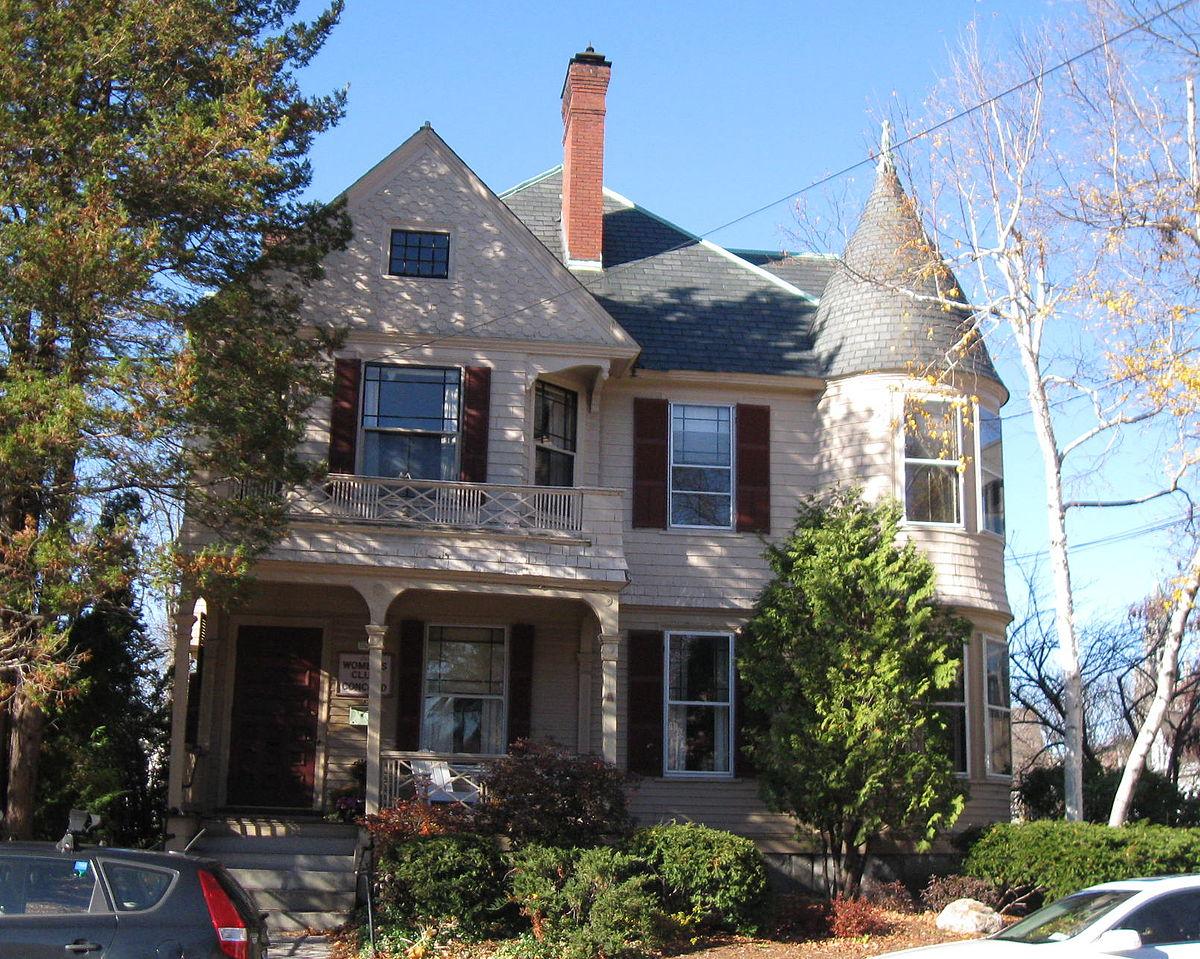 Chamberlin House Concord New Hampshire Wikipedia