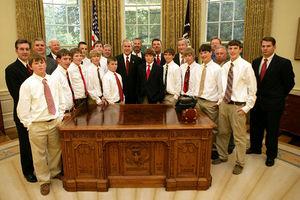 2007 Little League World Series - Warner Robins, Georgia Little League team, champions of the 2007 Little League World Series.