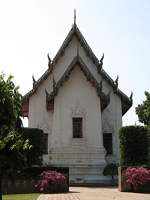 King Narai's Palace - Image: Chantara Phisan Hall