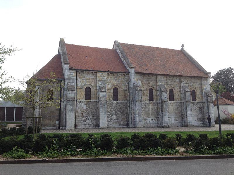 Chapelle Saint-Julien du Petit-Quevilly.