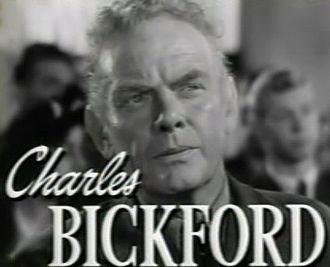 Johnny Belinda (1948 film) - Image: Charles Bickford in Johnny Belinda trailer