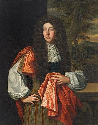 Thomas Fanshawe, 1st Viscount Fanshawe - Image: Charles Fanshawe, 4th Viscount Fanshawe of Dromore