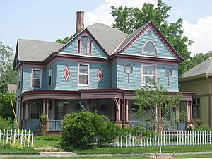 National Register of Historic Places listings in Clinton County, Indiana