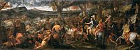 Charles Le Brun - Alexander and Porus - WGA12530.jpg
