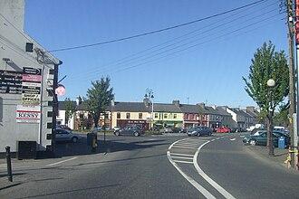 Charlestown, County Mayo - Image: Charlestownmayo
