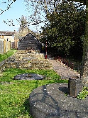 Faversham explosives industry - Chart gunpowder mill