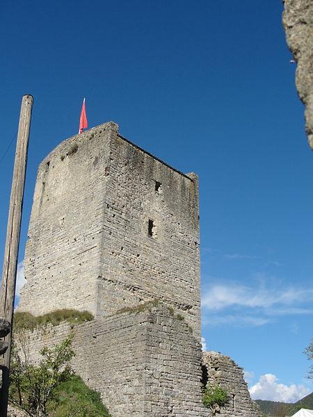 Château de Chanac