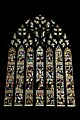 Chester Cathedral - interior, view of south transept window with glass by Heaton Butler and Bayne.jpg