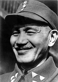 Chiang Kai-shek enhanced