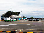 Chiayi Airport Apron and Vehicles 20120811.jpg