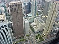 Chicago, view on North Michigan Ave. and E. Chicago Ave. - panoramio.jpg