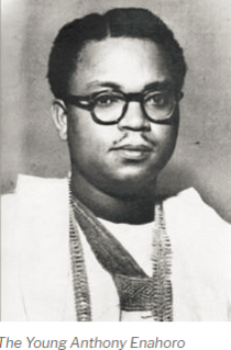 Anthony Enahoro Adolor of Uromi