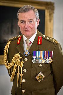 Nick Houghton British Army general