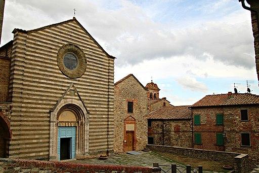 Chiesa di San Francesco (Lucignano)