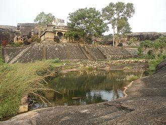 Marthandam - Chitharal Jain Temple, Tamil Nadu
