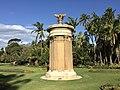 Choragic Monument, Royal Botanic Gardens Sydney 02.jpg