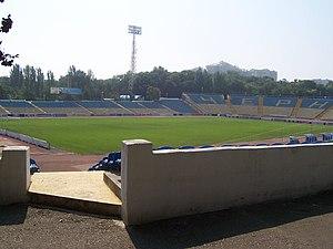 Chornomorets Stadium - Image: Chornomorets Stadium