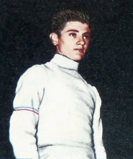 Fencing at the 1952 Summer Olympics – Mens foil Olympic fencing event