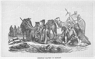 Slavery in Africa - Christian slavery in Barbary.