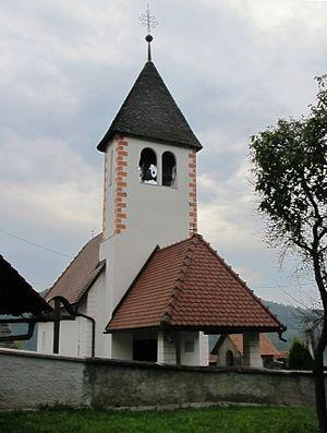 Šentpavel - Saint Paul's Church
