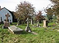 Churchyard of St. John the Baptist, Ruardean - geograph.org.uk - 587518.jpg